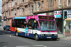 47462 FX07LJA (Wee G 1&2 Branded) (G1 - Ruchill-Firhill) (AMcC1970) Tags: g wee stagecoach