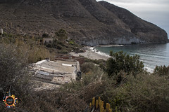 IMG_8660 (Enrique Gandia) Tags: sea espaa beach nature landscape mar spain hippie almeria cabodegata sanpedro lasnegras calasanpedro travelblogger calahippie
