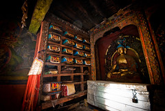 Nepal, Lubra (maciejmucha) Tags: old bon nepal village himalaya gompa gumpa himal lupra lubra buthist