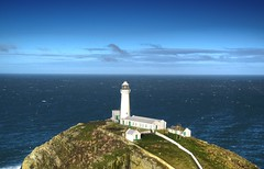 South Stack Lighthouse (Jeffpmcdonald) Tags: uk wales holyisland trinityhouse anglesey holyhead southstacklighthouse nikond7000 jeffpmcdonald april2016