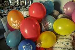 Happy B-Day! ((`.Stregh.) Annalisa) Tags: happy happybirthday compleanno palloni