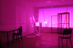28th April 2016 (lucyphotography) Tags: lighting pink school art lights chair chairs room small uni