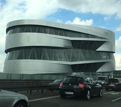 (Ir. Drager) Tags: museum architecture germany stuttgart unstudio mercedesbenzmuseum
