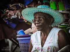 GUATEMALTECA (denisfm89) Tags: street portrait people mujer women retrato sony livingstone guatemalan izabal guatemalteca a3500