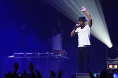 Black M 1 (Glassholic) Tags: music black concert amiens zenith blackm