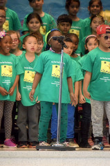 2016-04-07 (22) Fred D ES 2nd grade show (How Does Your Garden Grow) afternoon (JLeeFleenor) Tags: kids youth photography virginia kid photos performance indoors va elementaryschool inside leesburg 2ndgrade frederickdouglass loudouncounty youthactivities