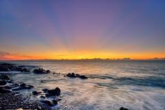 ~~  Ray of Hope (Shangfu Dai) Tags: sunrise nikon taiwan   d800       afs1635mm