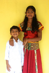 Height difference (Nagarjun) Tags: kiran tatu kanishka kinu aluva takshila diwali2016