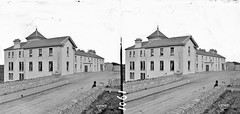 "Modern building, possibly an hotel with ""Butler"" shop attached (is Lisdoonvarna) (National Library of Ireland on The Commons) Tags: county clare bleak eaglehotel lisdoonvarna horsedung nationallibraryofireland lawrencecollection cornerboy locationidentified stereographicnegatives jamessimonton frederickhollandmares thestereopairsphotographcollection johnfortunelawrence williammervynlawrence kingthomondhotel thomondhouse anyoneforthelastofthechocices"