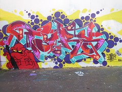 Tars AA Crew EDK (TARSizm) Tags: graffiti tars wizards bakshi ralphbakshi edk aacrew