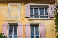 20160423 Provence, France 02561 (R H Kamen) Tags: france church window architecture r shutters saintdidier buildingexterior provencealpesctedazur rhkamen