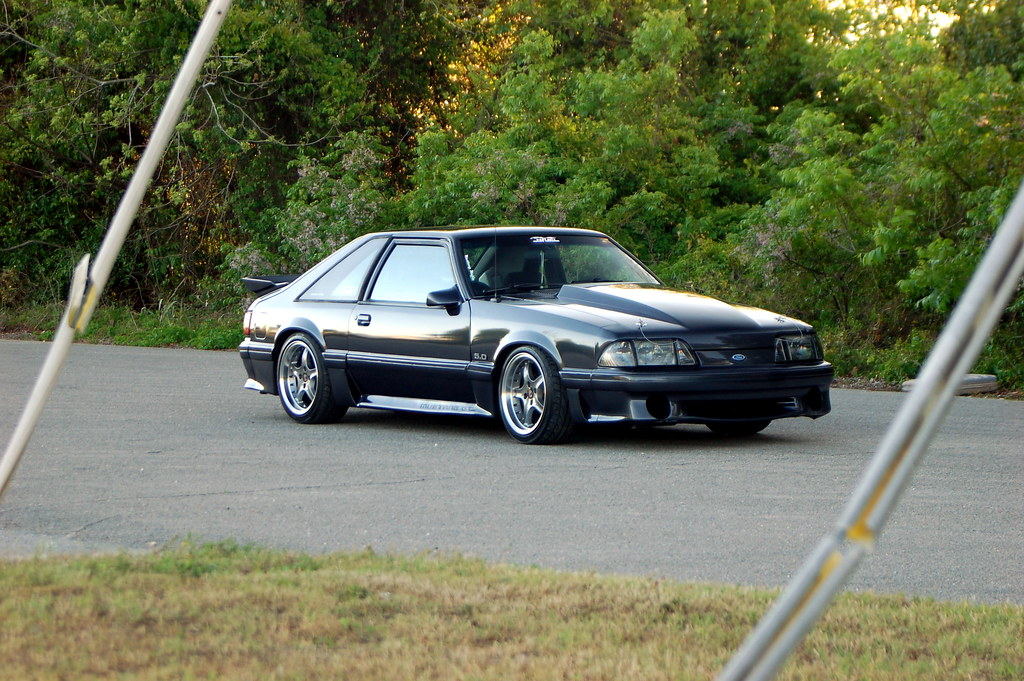 Larry Markwells Mustang Gt Elias Hellstrom Tags Ford America Burnout Mustang Gt Foxbody