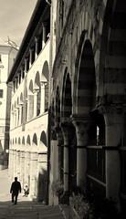 Museo Commenda San Giovanni di Pre (moniq84) Tags: people white black art architecture ancient san liguria centro via chiesa genoa genova pre zena museo piazza middle bianco ages antico nero architettura giovanni medioevo storico ghe commenda semmu