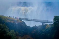 Victoria Falls Bridge (ScottMcQueen) Tags: africa bridge victoriafalls zambia zambezi travelphotography yolo guidedtour zambeziriver gadventures