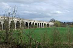 Vineuil (Loir-et-Cher) (sybarite48) Tags: france track viaduct viaduc viaduto seguir loiretcher viaducto viadukt traccia viyadk wiadukt  verfolgen  vineuil  izlemek volgen  voixferre  rastrear  ledzi