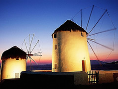 Windmill Mykonos, Cyclades Islands, Greece (pakdyziner) Tags: public creative free images common domain fifcu