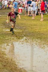 Jazz Fest - Kids, mud