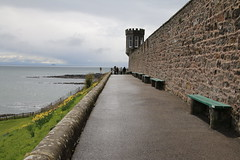 2016 - 26.4.16 Crail (9) (marie137) Tags: road new bridge sea sky beach dogs animals st landscape boats town sand crossing village harbour forth queensferry crail monans geman