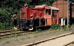 323 465  Kassel  13.06.96 (w. + h. brutzer) Tags: analog train germany deutschland nikon eisenbahn railway zug trains db locomotive kassel 323 lokomotive diesellok eisenbahnen kf dieselloks webru