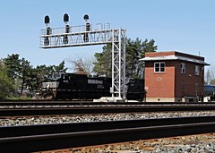 NS 9429  C44-9W at Berea, OH (Laurence's Pictures) Tags: ohio train norfolk engine rail southern transportation locomotive freight csx berea