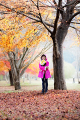 Autumn park (Patrick Foto ;)) Tags: park november autumn portrait color cute fall nature girl beautiful beauty childhood smiling yellow japan season asian fun outside happy one leaf kid maple healthy toddler funny colorful pretty child little outdoor small daughter young adorable happiness september jacket jp thai concept cheerful yamanashiken minamitsurugun