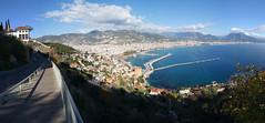 View on Alanya Turkey (josbert.lonnee) Tags: sea haven mediterranean view harbour outdoor alanya oldharbour oudehaven midellandsezee alanyapeninsula
