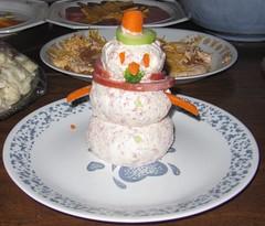 2010 - Christmas cheeseball
