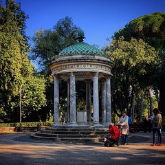 villaborghese #Roma #europe #europa #view #braziltravelers... (polimerase) Tags: travel rome roma art history arquitetura europa europe view arte amateur historia outono constructions villaborghese lovethisplace hotshotz iphonecamera velhomundo instapic beautifuldestinations uploaded:by=flickstagram myflagrants greatshotz instagram:venuename=villaborgheseroma braziltravelers instagram:photo=111669530511276823530836522 instagram:venue=387577950