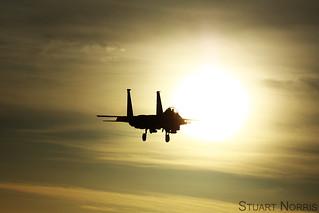 F-15E Strike Eagle 97-0221 LN - 492nd Fighter Squadron, RAF Lakenheath
