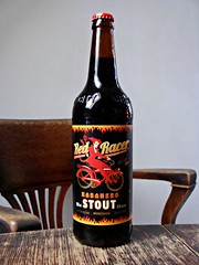 Red Racer Habanero Stout (knightbefore_99) Tags: west beer real coast bottle ale craft tasty local camra stout habanero hops pivo malt cereza centralcity redracer