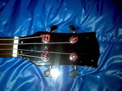 Vintage Japanese SG Bass 1cos 1000 (Lox Pix) Tags: lox loxpix guitar collection bass mandolin fender gibson yamaha ibanez rickenbacker vintage beatle violin shape kent sleekline bowhunter trump squier stratocaster telecaster hofner loxwerx l0xpix