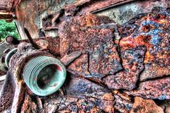 LVT, rust and corrosion. (Ian Ramsay Photographics) Tags: pacific theatre australia class restore transportation ww2 vehicle newsouthwales amphibious warfare usmarines moonbi landingvehicletrackedlvt