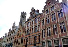 P1030139-Bruges, Belgium (CBourne007) Tags: city architecture buildings europe belgium bruges veniceofthenorth