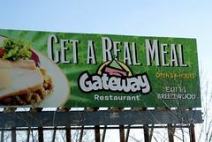 US Road (patrick_milan) Tags: panneau us road tag sign digital art graffiti pub advertissement