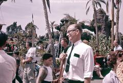 Fantasyland, Disneyland, 1961 (Orange County Archives) Tags: california history disneyland peterpan disney historical 1960s southerncalifornia orangecounty anaheim fantasyland skullrock orangecountyarchives orangecountyhistory
