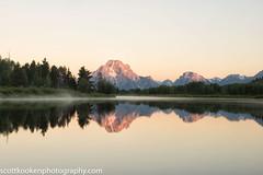 Best of 2015-266 (Scott Kooken) Tags: reflection sunrise river wy oxbowbend tetonnp