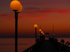 Good morning, Baltic sea (Ostseetroll) Tags: geotagged deutschland twilight balticsea ostsee deu daybreak schleswigholstein scharbeutz morgendämmerung haffkrug geo:lat=5405193072 geo:lon=1075310090