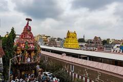 Chariot (Padmanabhan Rangarajan) Tags: car festival chennai chariot parthasarathytemple