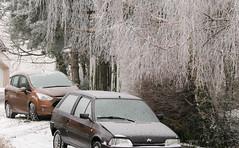 Jan 6: Cold Winter in City 2 (johan.pipet) Tags: city trees winter snow cars ice canon town europe flickr eu freeze slovensko slovakia palo zima bratislava sneh bartos mesto dubravka barto
