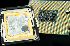 Intel@Sandybridge@Ivy_Bridge-EX_(Ivytown)@Xeon_E7_V2@QDPJ_ES___Stack-DSC06783-DSC06819_-_ZS-DMap-1 (FritzchensFritz) Tags: macro ex vintage focus die open shot intel stacking es cpu makro supermacro lga package wafer cracked core processor fokus xeon ivybridge prozessor supermakro 20111 focusstacking cpupackage cpudie heatspreader 30threads stackshot dieshot fokusstacking stackrail ivytown dieshots waferdie wafershot qdpj 15cores