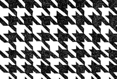 80's Chanel inspired houndstooth pattern drawing (leannaperry) Tags: street white black art classic fashion illustration contrast pen ink grey design high flickr artist pattern graphic designer drawing style sketchbook surface textile fabric coco 80s artists draw textiles leanna chanel perry swag luxury apparel houndstooth patterning patterna