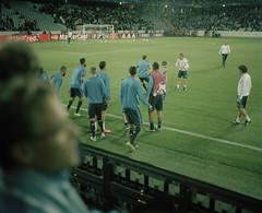 all too modern football in malmo (Anders Hviid) Tags: madrid real stadion malm league champions swedbank