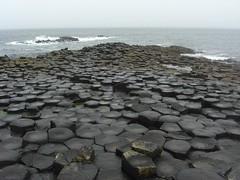 giants causeway ireland (dwickimages) Tags: ireland sea coast rocks formation giants myth