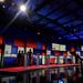 Republican Party debate stage