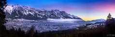 Inntal (JTrojer) Tags: panorama dawn austria morninglight tirol pano bluehour tyrol innsbruck inntal innsbruckland trojer minolta58mmf14