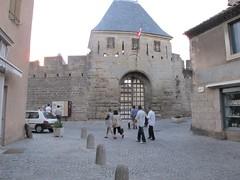 2010 09 08 Francia - Linguadoca Rossiglione - Carcassonne_0801 (Kapo Konga) Tags: mura francia carcassonne ferie languedocroussillon citta cittamedievale