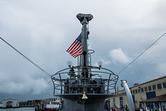 USS Pampanito (SS 383) - Fisherman's Wharf - San Francisco - California - 09 November 2015 (goatlockerguns) Tags: california usa west coast san francisco unitedstatesofamerica ss navy coastal wharf bayarea fishermans uss pampanito 383