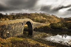 The Bridge over the Atlantc (Neillwphoto) Tags: bridge sky water stone clouds island arch argyll atlantic humpback isle westernisles seil clachansound