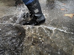 Water Waterdrops Boots Splash Splashing Water Liquid Ground City Life (Cesc Camí) Tags: water boots citylife ground splash waterdrops liquid splashingwater