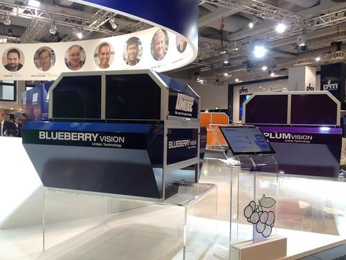 Blueberry Vision Unitec